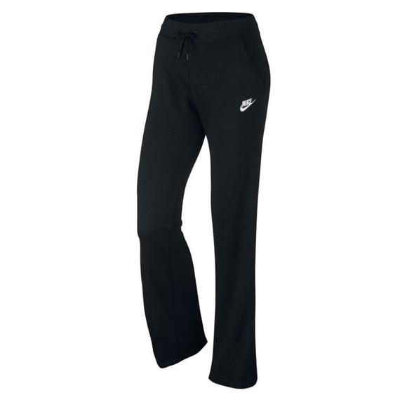 Nike Pants - Nike Womens NSW Fleece Open Hem Pants